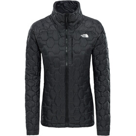 The North Face Impendor Thermoball Hybrid Jacket Women TNF Black/TNF Black